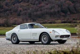 Ezt kaptad, ha jóban voltál Enzo Ferrarival
