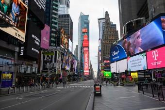 Autómentessé válik 160 kilométernyi New York-i utca