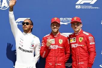 F1: Hamilton és Vettel fizetése is csökken