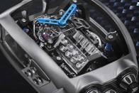 Csak három darab készül a Bugatti-órából 1