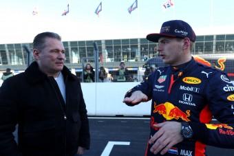 F1: Verstappen a Mercihez? Nincs itt az ideje!