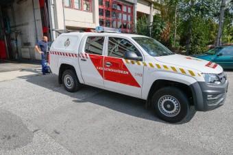 Új autókat kaptak a balatoni katasztrófavédők