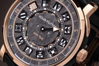 Meteoritból készített luxusórát a Louis Vuitton