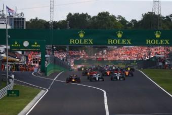 F1: A Magyar Nagydíj is zárt kapus lehet