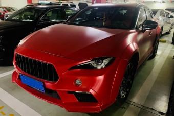 Maseratira vágyott, átalakította a Mazdáját