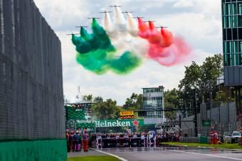 F1: Új szerződést kapott Monza