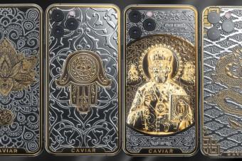 Megvéd a baktériumoktól az ezüstbe csomagolt telefon