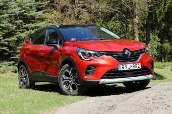 Teszteltük a Renault-sikermodelljét: itt az új Captur