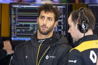 F1: A Renault nem tarthatja vissza Ricciardót