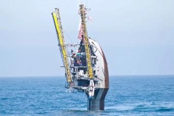 Ez a világ egyik legfurcsább hajója