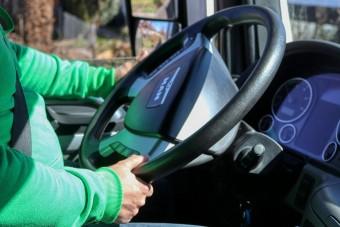 Kiderült, lesz-e ingyenes teszt a teherautó-sofőröknek