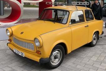Amerikai reklámban kapott szerepet egy magyar Trabant
