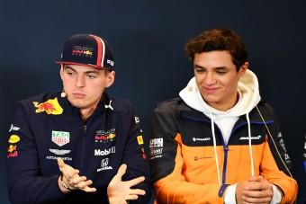 F1: Verstappen fél, hogy leégeti magát?