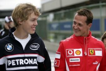 F1: A Ferrari nem hallgatott Schumacherre - hiba volt?