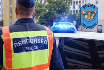 Gyerekével az ölében vezetett Nyíregyházán, a rendőröknek leesett az álluk a magyarázattól