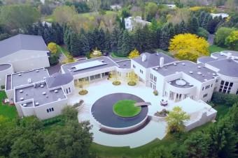 Szinte nevetségesen olcsó Michael Jordan luxusvillája