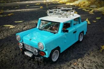 LEGO-szett készülhet a magyar Trabantból