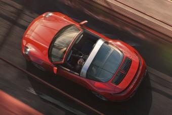 Ötvenöt éve különc a Porsche 911 Targa
