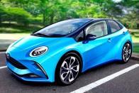 Már közúton tesztelik az úttörő villany-Toyotát 1