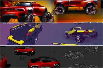 Gimisek terveztek haszonjárműveket