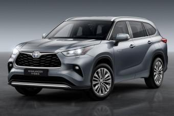 Hétüléses Toyota szabadidőjármű jön Európába