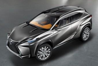 Már jövőre jöhet a plug-in hibrid Lexus