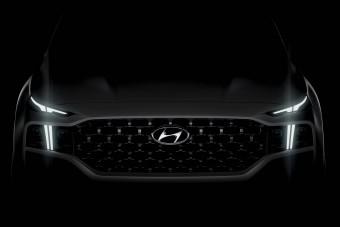 Dupla hibriddel újul meg a legnagyobb Hyundai