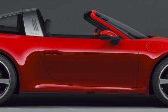 Nem kabrió, nem is kupé: visszatér a Porsche 911 Targa