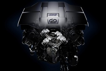 Ismét lesz V8-as hibridje a Lexusnak?
