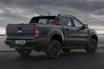 Nem csak dörög, villámlik is az új Ford