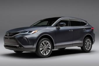 Újabb középkategóriás szabadidőjárművet mutatott be a Toyota
