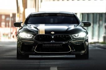Most éppen ez a világ leggyorsabb M8-as BMW-je