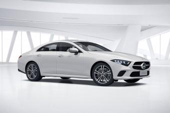 1,5 literes motor kerül a fapados Mercedes CLS-be