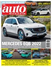 Megjelent az Autó Magazin május-júniusi lapszáma!