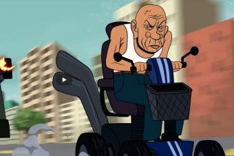 Animált videó mutatja meg, milyen lehet a Halálos Iramban 99. része