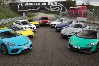 Melyik autótól vigyorogsz a legjobban?