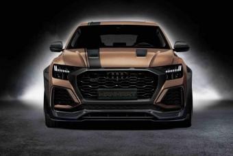 900 lóerővel rombol a Manhart tuningos Audi RS Q8