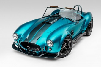 A modern Cobra ára 25 millió, plusz a motor