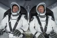 Történelmi pillanat: kilőtték a SpaceX űrhajóját! 1