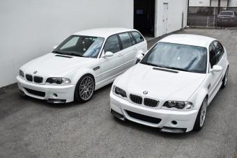 Itt vannak a nem létező M3-as BMW-k