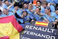 F1: Alonso nem kap edzéslehetőséget 1
