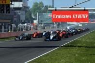 F1: Nem lesznek előnyben az online versenyzők 2