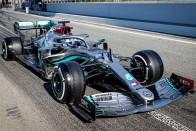 F1: A Mercedes még nem tárgyal Hamiltonnal 1