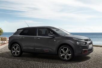 Kipirult a Citroën C4 Cactus