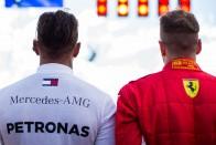 Katasztrófa lenne Vettel visszavonulása 1