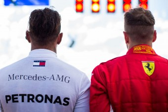 F1: Vettel a Mercinél? Baj lehet belőle!