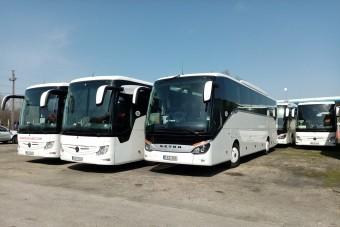 Készen állnak az újrakezdésre a hazai buszos vállalkozások