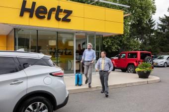 Rengeteg autót árul a csődbe ment Hertz autókölcsönző