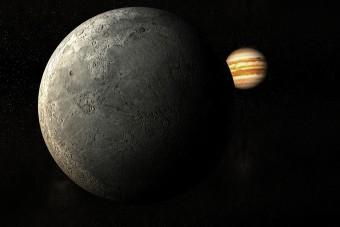 Akár még élet is lehet ezen a holdon