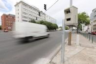 Radikális módszerrel büntetik a gyorshajtókat Székesfehérváron 1